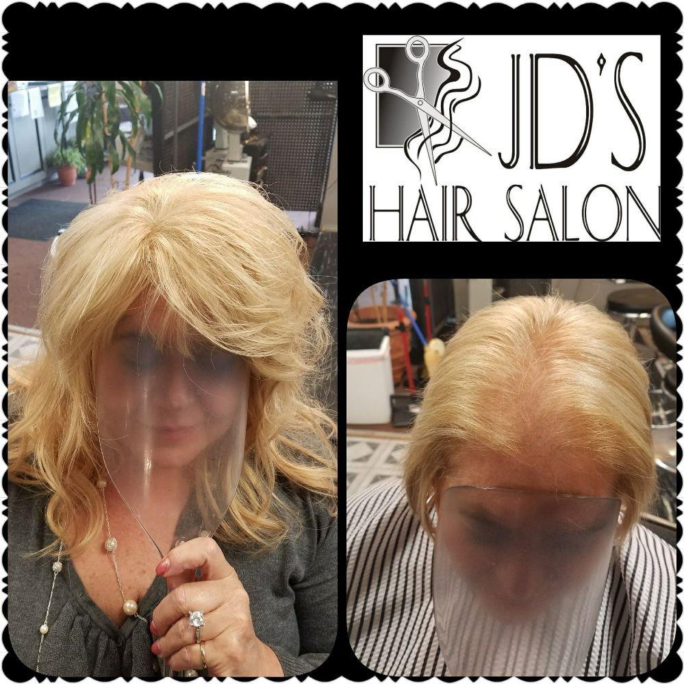 JD's Hair Salon: 502 Main St, Childs, PA