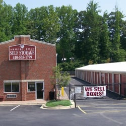 Photo Of Armory Road Self Storage   Prince Frederick, MD, United States.  Electronic