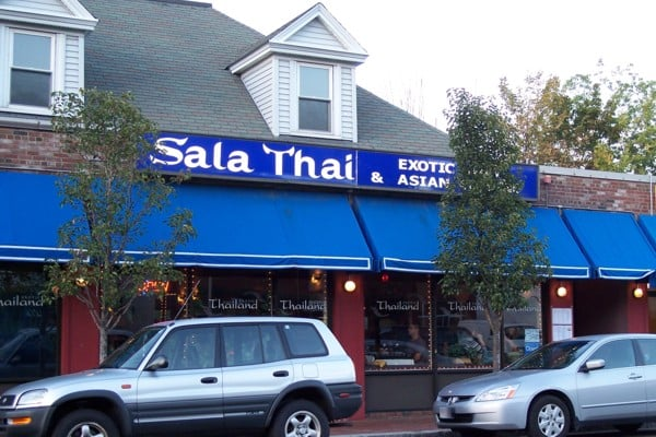 Thai Restaurants Near Arlington Ma