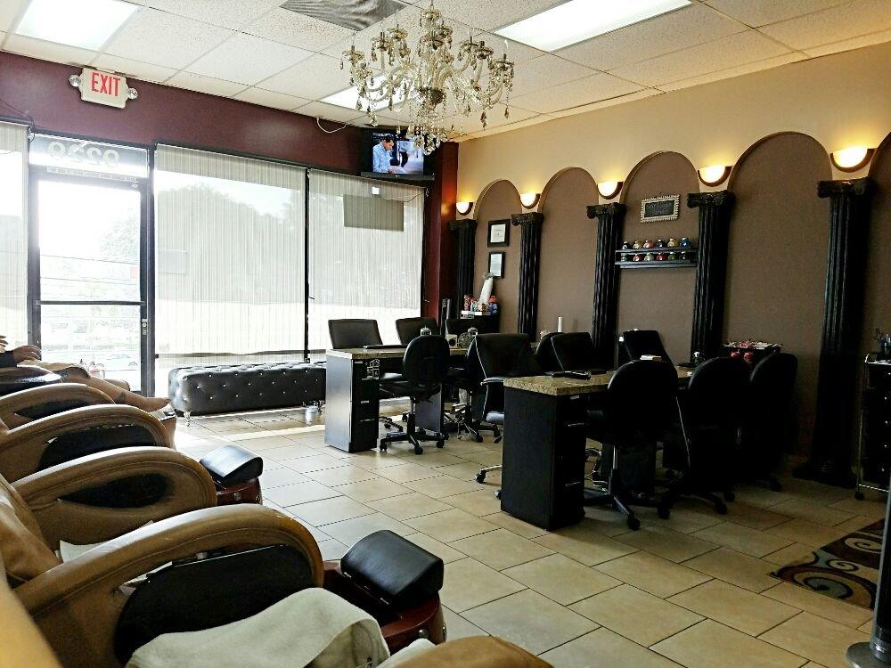 The Luxe Nails & Spa - 1834 Photos & 212 Reviews - Nail Salons ...