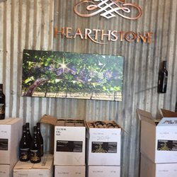 Hearthstone Vineyard and Winery - 17 Photos & 40 Reviews