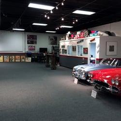 Wild About Cars Garage Photos Venues Event Spaces - Show car garage