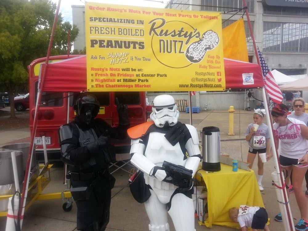 Rusty's Nutz & More: 3485 Empire Blvd SW, Atlanta, GA