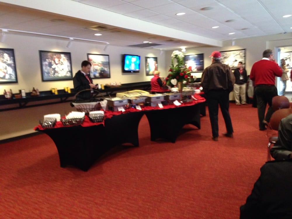 inside the ivory club boxes at bryant denny yelp. Black Bedroom Furniture Sets. Home Design Ideas