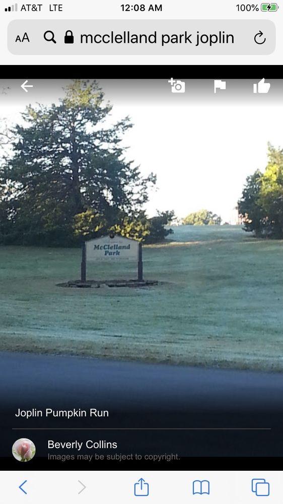 McClelland Park: 4568 McClelland Park Rd, Joplin, MO