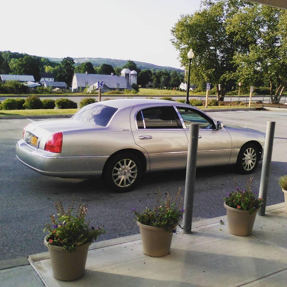 Executive Ride: Poughkeepsie, NY
