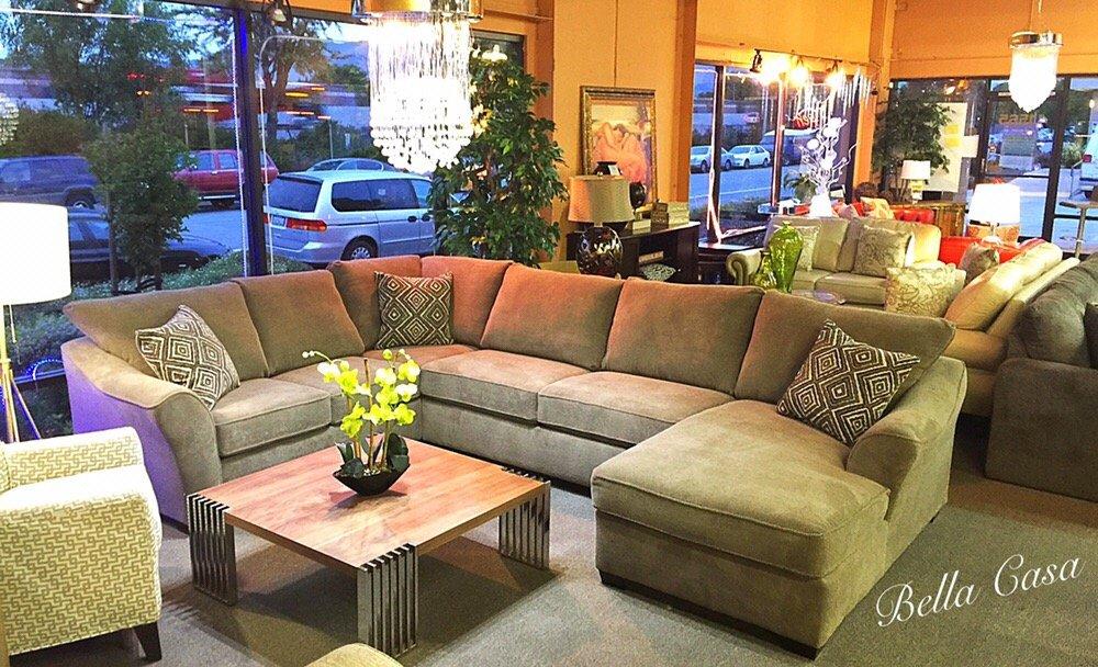Bella Casa Furniture: 41565 Albrae St, Fremont, CA