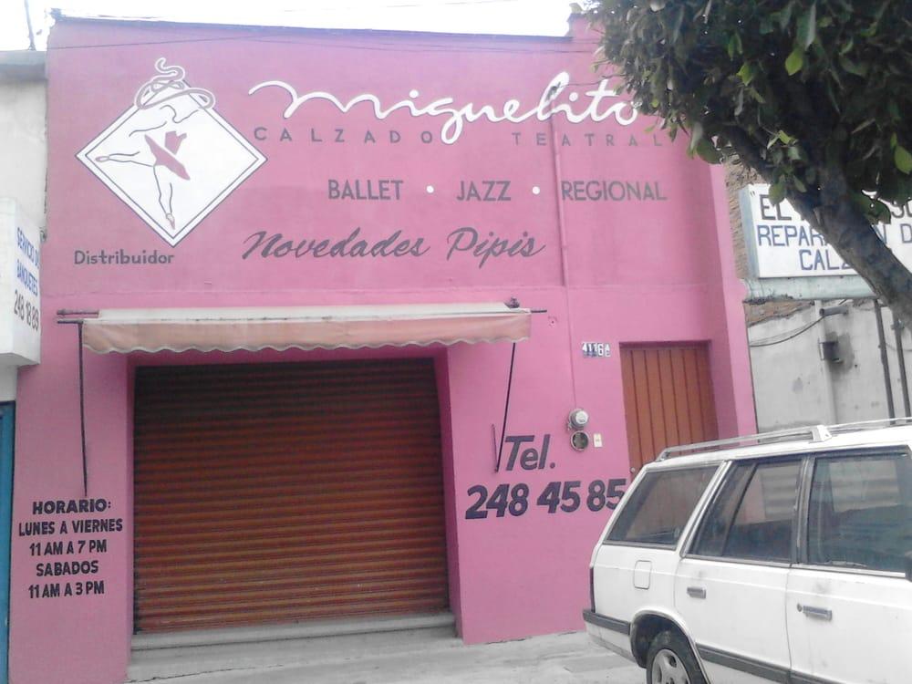 brillo encantador calidad perfecta diseño unico Miguelito - Zapaterías - Prolongacion Reforma 4116, San ...