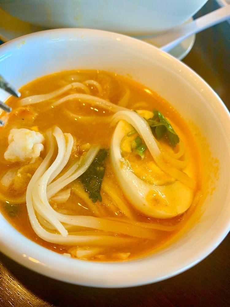Thai Asian Cuisine: 4337 E Butler Hill Rd, St. Louis, MO