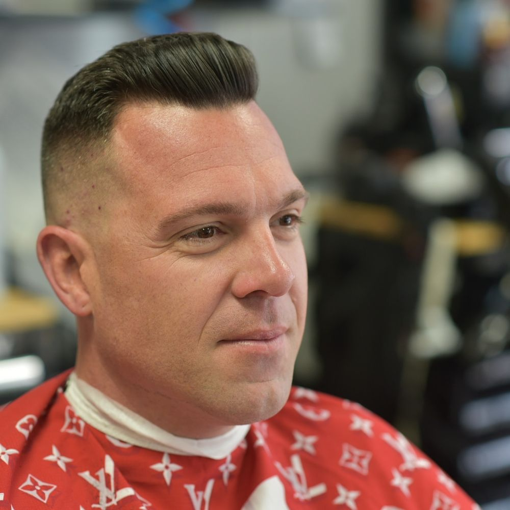 Ken's Family Barber Shop: 35 Wrightstown Cookstown Rd, Cookstown, NJ