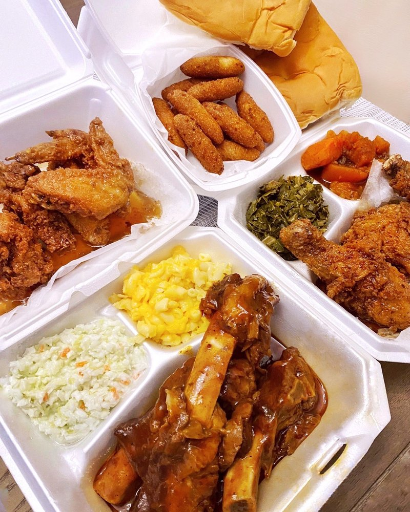 Momma G's Soul Food And Jamaican Restaurant: 5409 N Dupont Hwy, Dover, DE