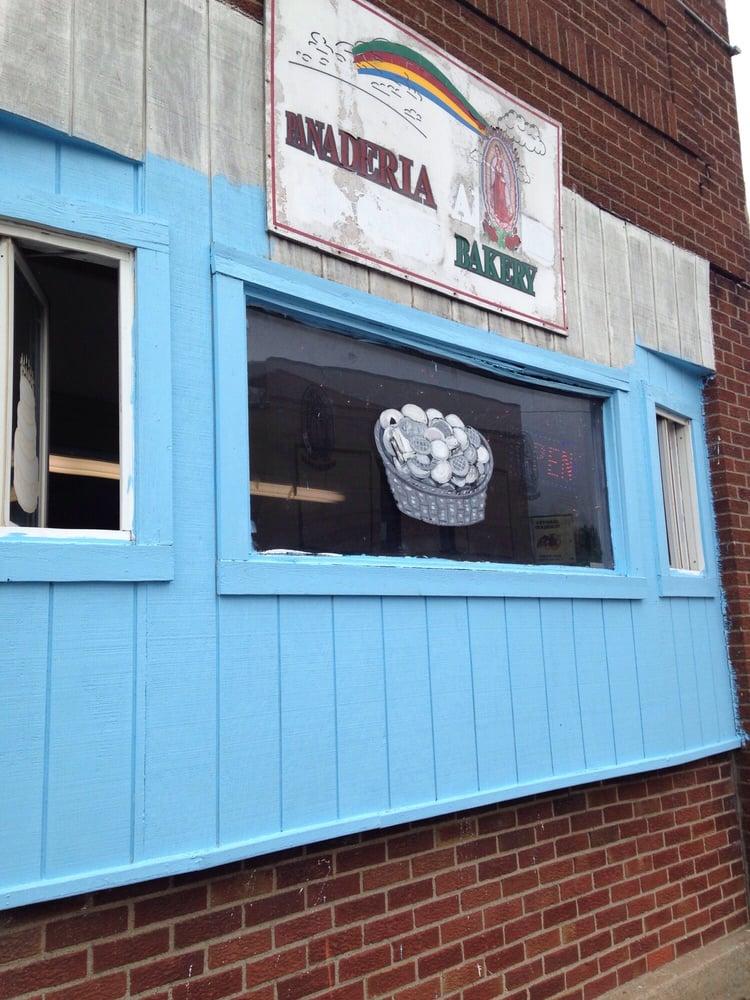 Rainbow Bakery: 28 N 1st Ave, Marshalltown, IA