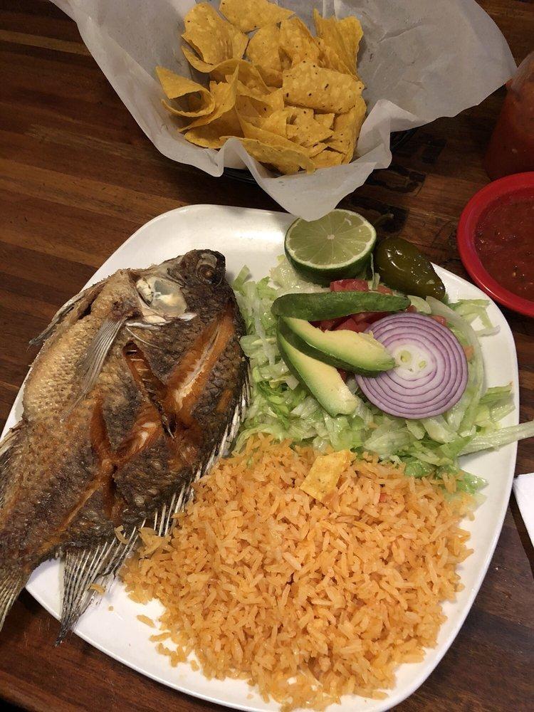 San Jose Mexican Restaurant: 3027 N Roberts Ave, Lumberton, NC