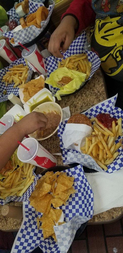 Gus Jr. Restaurants: 295 E Redlands Blvd, San Bernardino, CA
