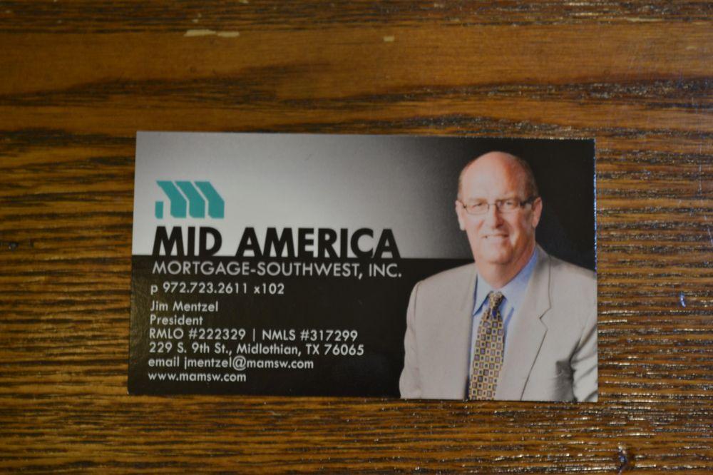 Mid America Mortgage Southwest