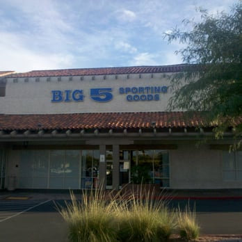 "1 Reviews of Big 5 Sporting Goods in Henderson, NV specialazing in Sporting Goods - ""election available in this store and very helpful and friendly employees that 5/5(1)."