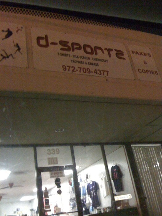 D Sport: 339 E Camp Wisdom Rd, Duncanville, TX