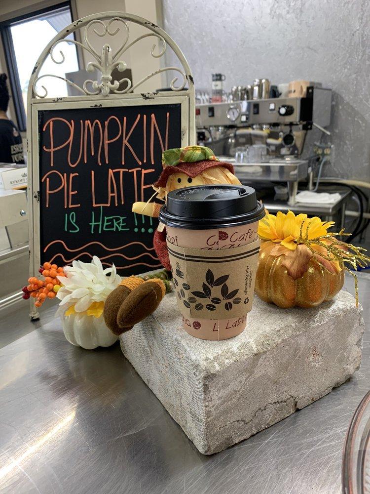 Bumpy Brick Kafe Expresso: 420 N Milt Phillips Ave, Seminole, OK