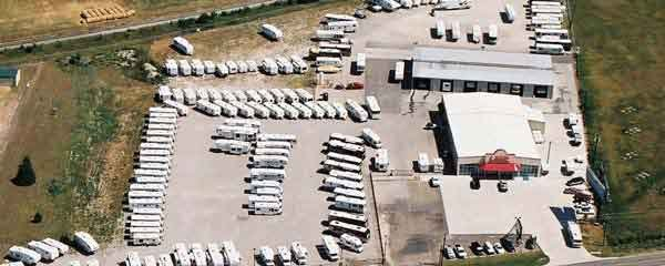 McClain's RV Superstore: 2505 I-30 Frontage Rd, Rockwall, TX