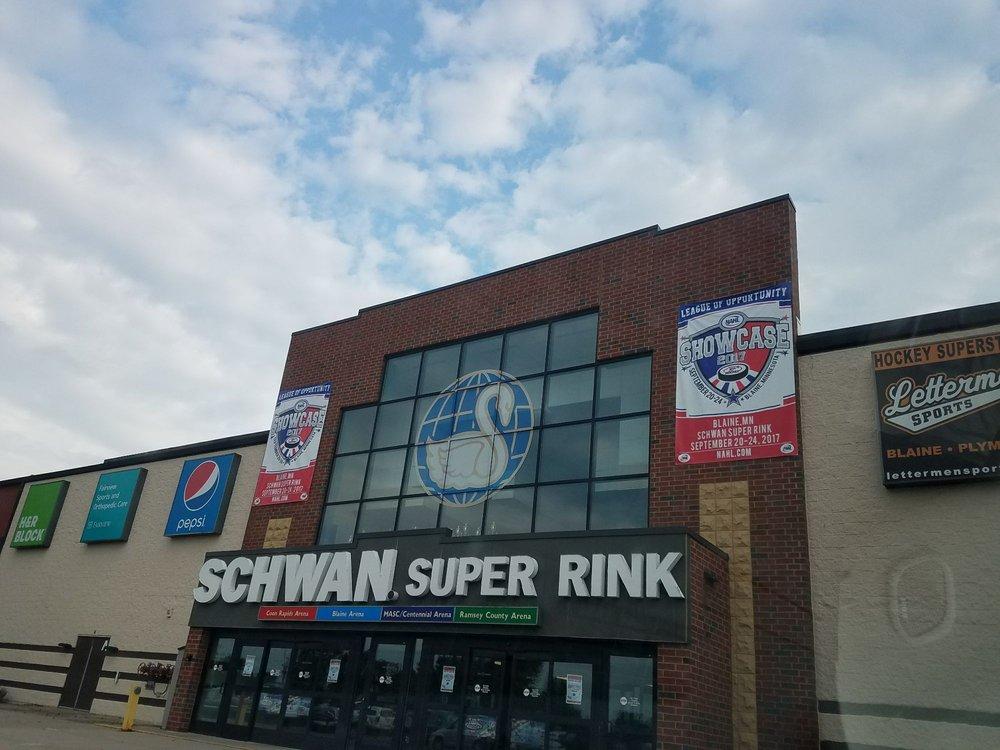 Schwan's Super Rink