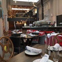 Photo Of Porta Philadelphia Pa United States Interior Lower Level Dining