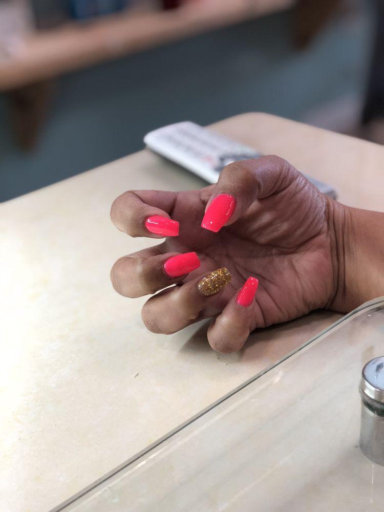 VIP Nails & Spa: 6314 Yorktown Blvd, Corpus Christi, TX
