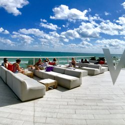 Photo Of Living Room At The W Fort Lauderdale Fl United States