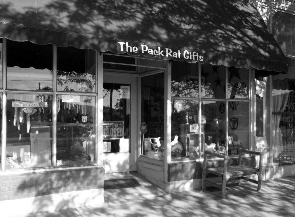 Pack Rat: 134 S 1st St, Raton, NM