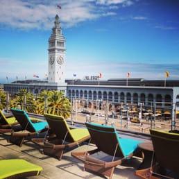 Restaurants Near Hotel Vitale San Francisco