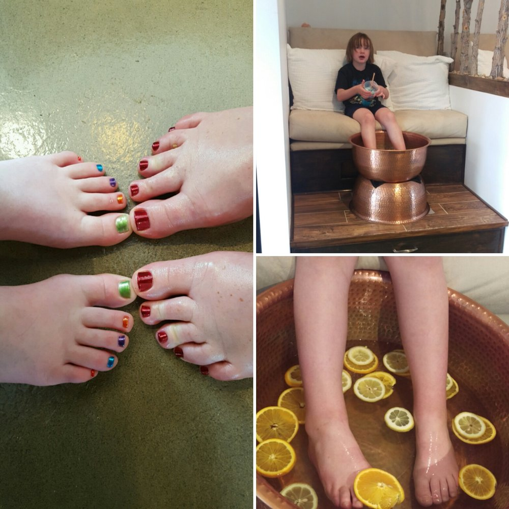 Bare Feet Spa: 6789 Bismark Rd, Colorado Springs, CO