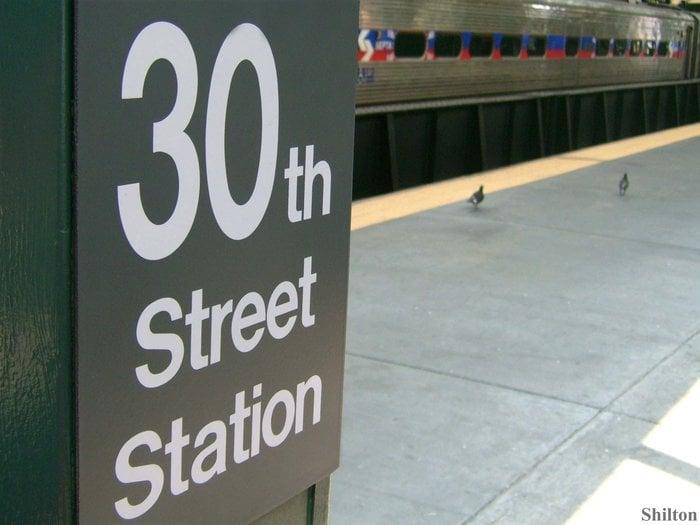 Philadelphia Th Street Station Car Service