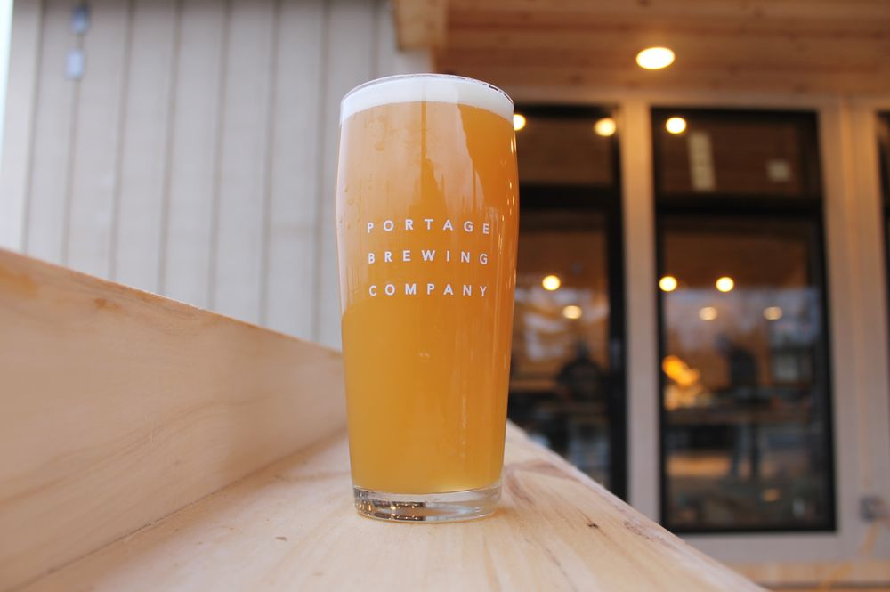 Portage Brewing Company: 107 South 5th St, Walker, MN
