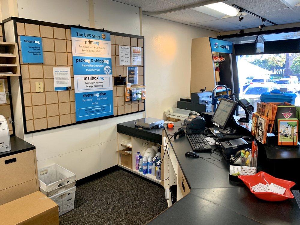 The UPS Store: 7660-H Fay Ave, La Jolla, CA