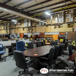 Photo Of Pvi Office Furniture Frederick Md United States Used Desks