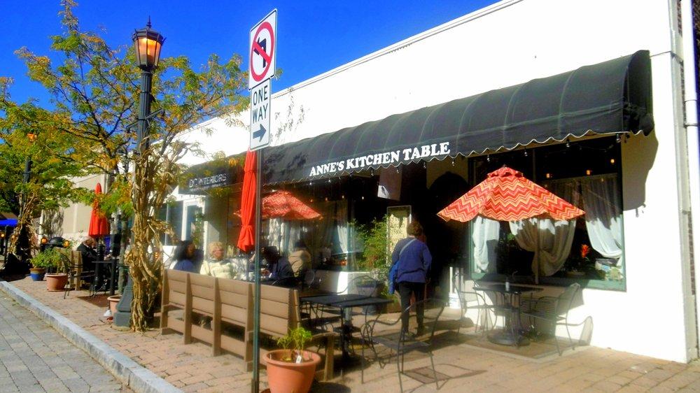 Annes Kitchen Table Glenside Pa