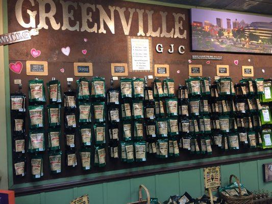 Greenville Jerky & Vine 36 S Main St Greenville, SC Meat