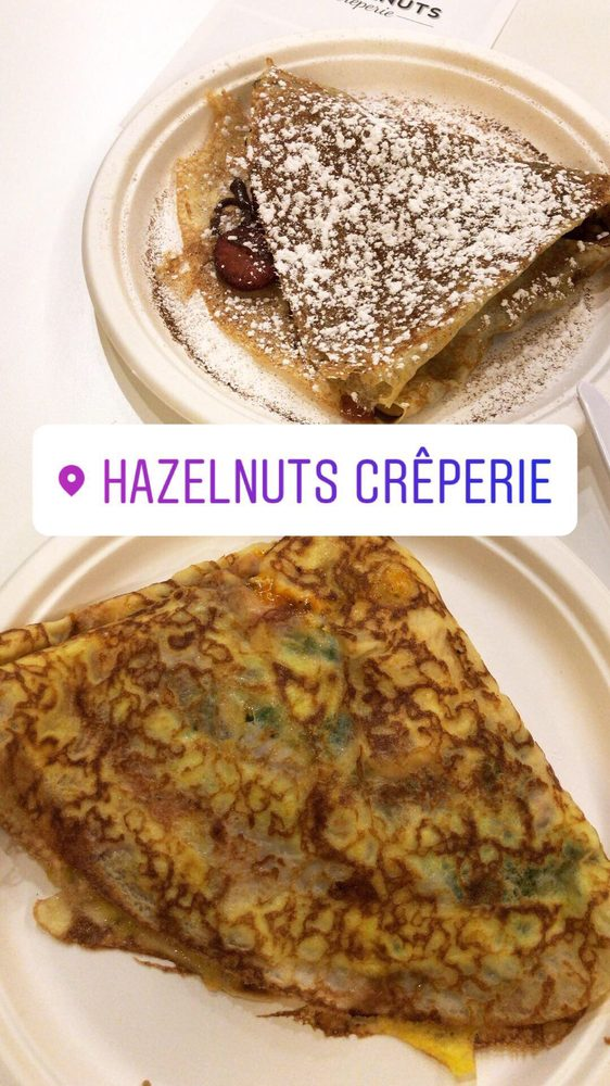 Hazelnuts Creperie