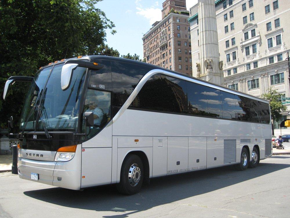 Metropolitan shuttle 12 reviews bus coaches 2730 w for Washington dc department of motor vehicles