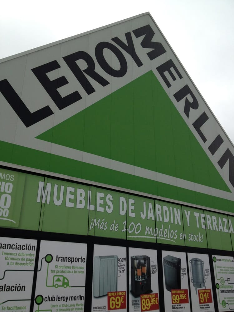 Leroy merlin casa y jard n carrer la exportaci n 14 for Leroy merlin gijon telefono