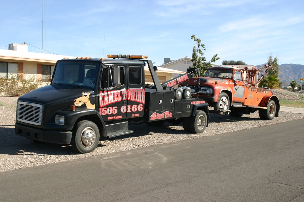 Camel Towing: 1560 Corona Dr, Lake Havasu City, AZ