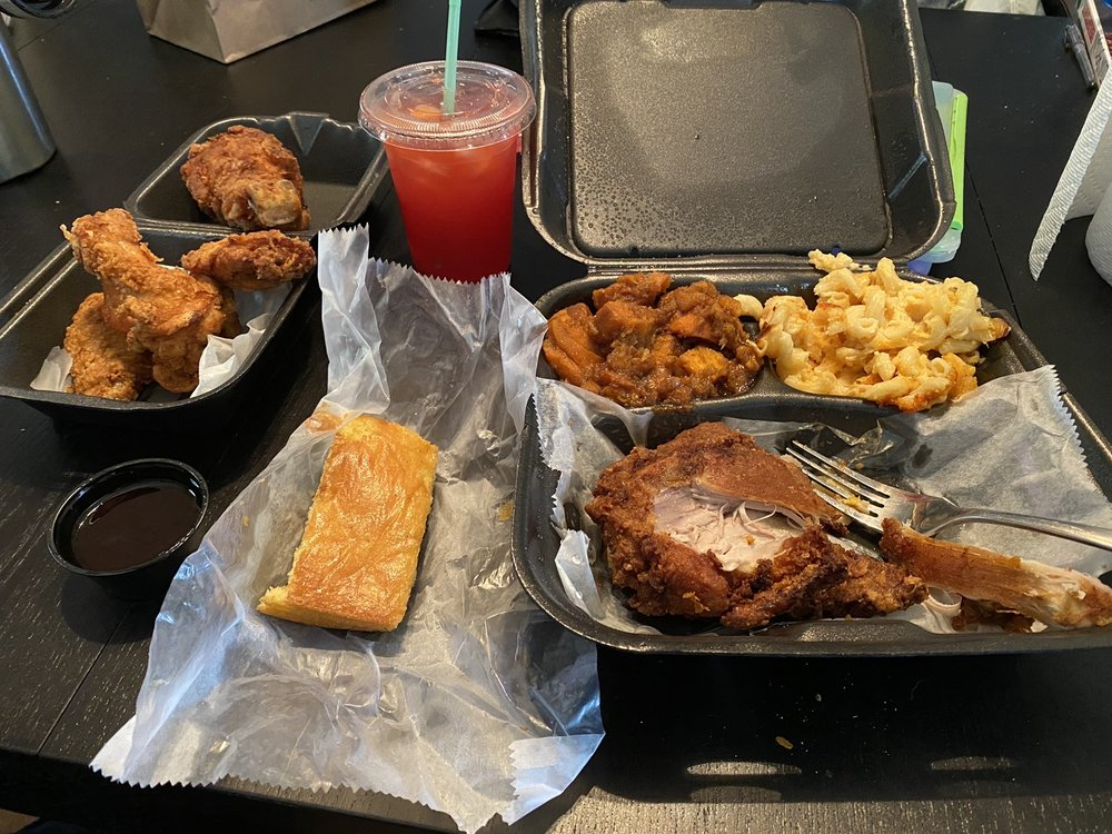 Food from Paradise Soulfood And Sweets