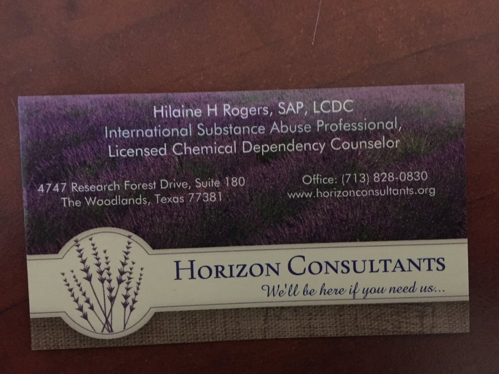 Horizon Consultants Counseling Mental Health 4747 Research