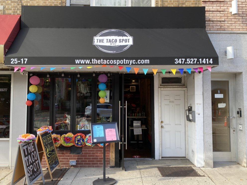 The Taco Spot NYC: 25-17 Astoria Blvd, Queens, NY