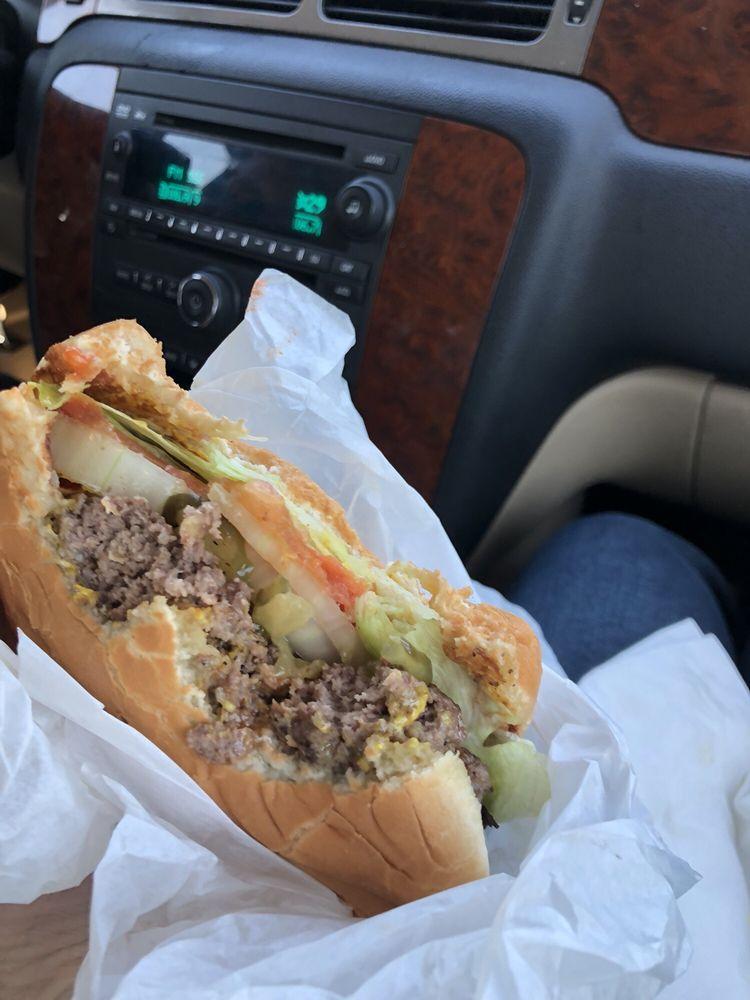 Papa G's Old Fashioned Hamburgers: 1515 Hwy 21 W, Caldwell, TX