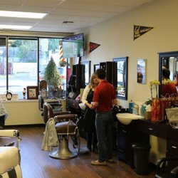 Photo Of Menlo Park Barber Shop   Menlo Park, CA, United States