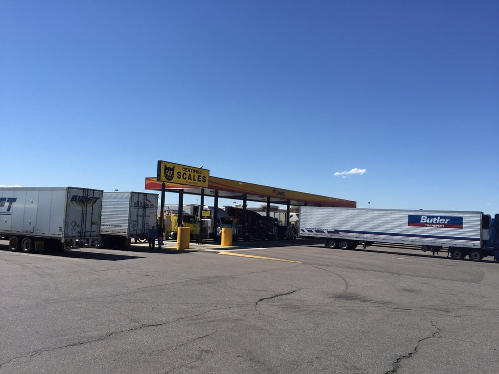 Love's Travel Stop: 1191 S 1st St, Bennett, CO