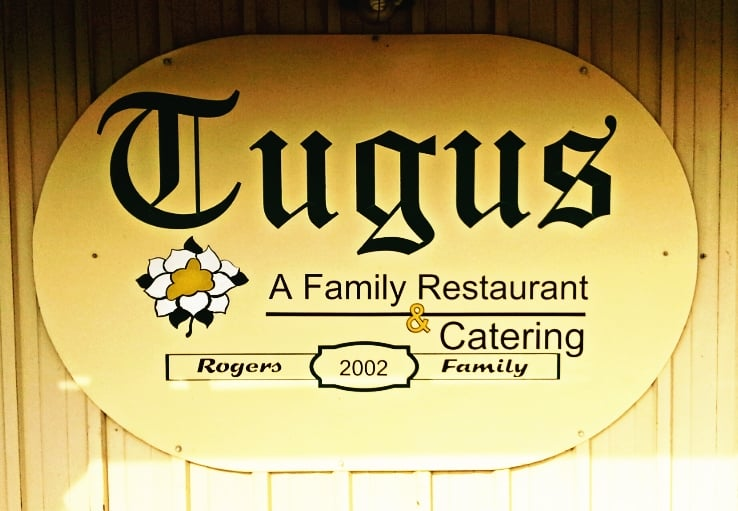 Tugus Restaurant: 6909 Hwy 613, Moss Point, MS