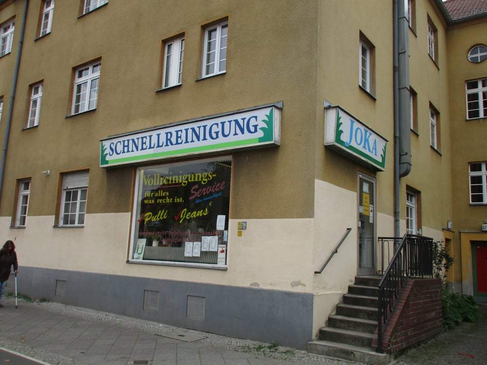 joka reinigung w scherei textilreinigung falkenseer chaussee 272 spandau berlin. Black Bedroom Furniture Sets. Home Design Ideas