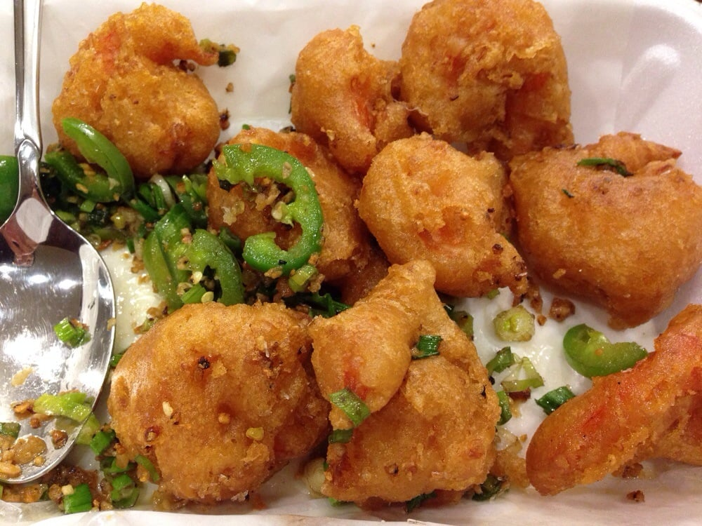 how to cook crispy shrimp with shell