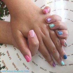 La Nails Nail Salons 1911 N Greensburg Xing Greensburg In